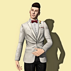 The Walk (The Virtual Gent) Tags: world life male fashion hair mom eyes shoes pants skin action head id formal sl tuxedo jacket secondlife virtual second tux gent gentleman tmp dinnersuit virtualworld dinnerjacket vayacondios gizza slink meshhead applier noproject deadwool appliers insufferabledastard themeshproject thevirtualgentleman thevirtualgent menonlymonthly bouttonnier elrefugiopottery