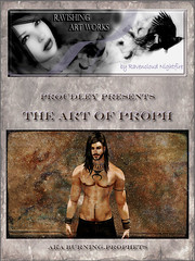 The Art of Proph (| Raven |) Tags: life art gallery sl ravi works second ravishing exhibtion proph