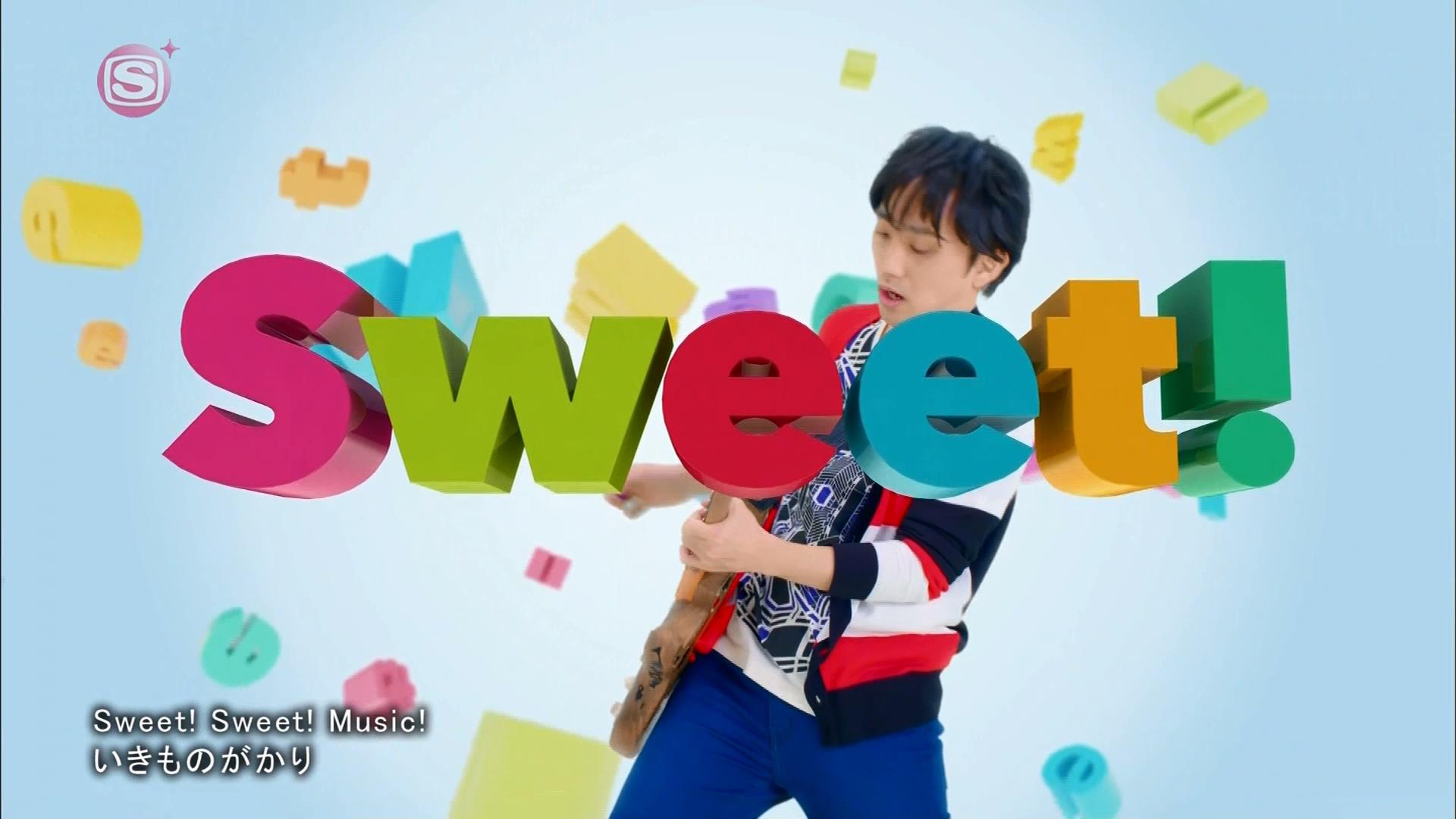 2016.03.16 いきものがかり - Sweet! Sweet! Music!(SSTVPlus).ts_20160316_225638.812