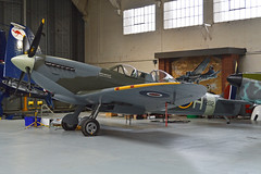 Photo of Supermarine Spitfire T.9 �PV202 / 5R-H� (G-CCCA)