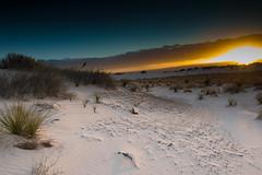 Desert Sunrise (jfusion61) Tags: new morning light sky sun white monument sunrise landscape mexico early nikon horizon national sands 2470mm d810