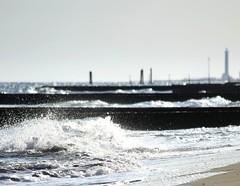 Jesolo (Ivana_photo) Tags: faro mare spiaggia pontile jesolo