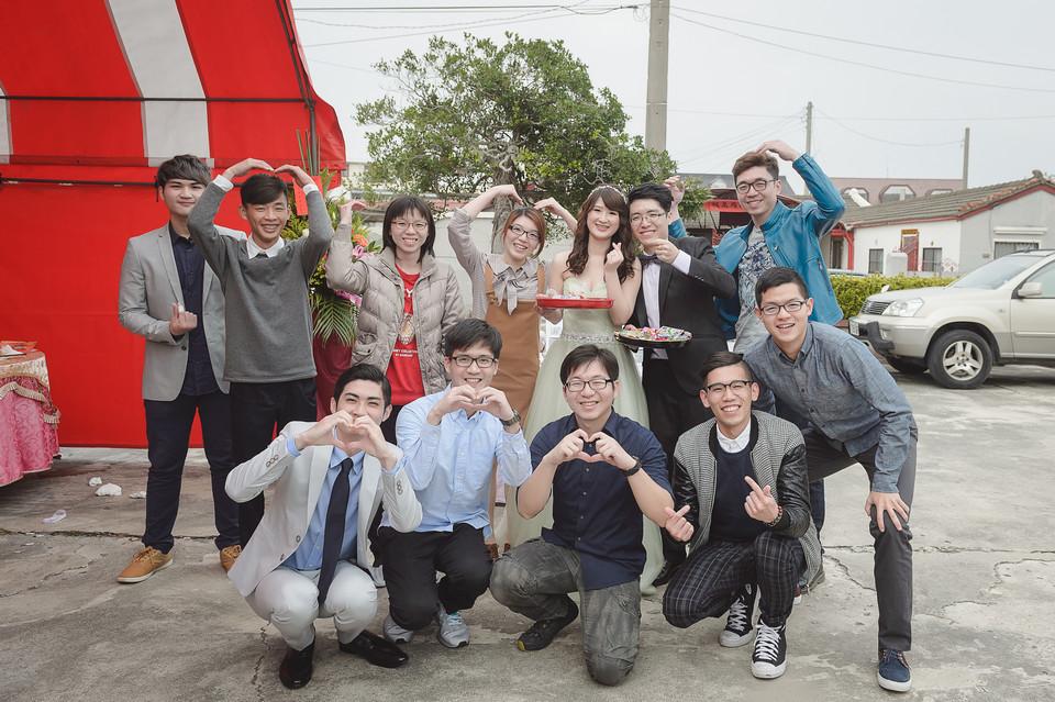 婚禮攝影-台南北門露天流水席-076