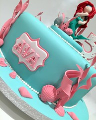 Mer (ommnom) Tags: sea cute cake princess under disney mermaid girlie the