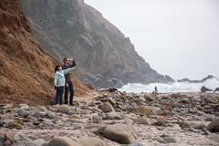 pfeiffer beach (jkenning) Tags: bigsur pfeifferbeach 2016 purplesand rebeccaa gregoryw