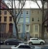 Fort Greene, Brooklyn (triebensee) Tags: 120 film brooklyn zeiss hasselblad format f28 planar 80mm 500cm selfdeveloped tetenal epsonv700 kodakektar100 brooklynian