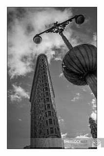 Flat Iron Building, NYC 2009