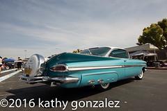 unidos1-5979 (tweaked.pixels) Tags: chevrolet turquoise walnut impala 1959 walnuthighschool unidoscarclub