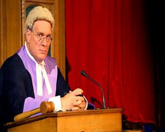 High Court Judge Honeycombe Lodge (Christopher Wilson) Tags: chris red film court movie costume tv model robe ad documentary utility location double cast wig documentaries judge wilson uniforms wardrobe gown runner gavel circuit period sentence legal supporting prisoner assistant hire reconstruction witness unit adr standin courtroom reconstructions chriswilson voiceover walkon bodydouble christopherwilson assistantdirector filmunit supportingartist witnessbox highcourtjudge circuitjudge uniformhire picturedouble skilldouble periodsuit productionrunner locationassistant raywinstonestandin clothinghire officersuit