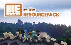 LIIEs Resource Pack 1.9.2/1.9/1.8.9 (KimNanNan) Tags: game video 3d games online minecraft