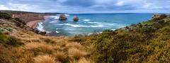 Twelve Apostles (jotxam) Tags: ocean sea panorama seascape water rock landscape countryside meer wasser oz australia australien greatoceanroad landschaft downunder steilkste twelve apostles felsen apostel zwlf steepcoast