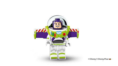 Buzz Lightyear 71012 Disney Collectable LEGO Minifigures