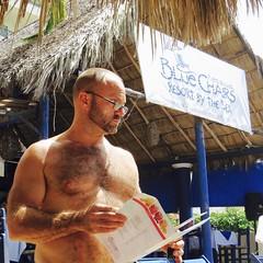IMG_0850 (danimaniacs) Tags: shirtless man sexy guy beard mexico muscle muscular hunk puertovallarta stud scruff bodyhair mansolo
