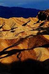 Hellish waves (Robyn Hooz) Tags: california park sunrise point death sand waves dunes dune valley deathvalley sanddunes onde sabbia zabrieskie