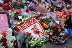 Finally.... (spideysenses77) Tags: city flowers thanks liverpool canon justice football fight memorial truth remember thankyou heart stadium soccer rip pray wreath tragedy unite tribute remembrance tamron vigil learn victims hillsborough anfield lfc everton ynwa youllneverwalkalone walkon cityphotography 1100d justice96