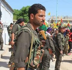 Kurdish YPG Fighters (Kurdishstruggle) Tags: army war military revolution syria warriors fighters revolutionary comrades struggle kurdistan azadi syrien kurdish kurd kurds militarymen krt isil rojava resistancefighters ypg kurden suriye kmpfer afrin freedomfighters pyd militaryforces efrin warphotography qamishlo qamislo defenceforces freekurdistan hasakah freiheitskmpfer kobani ypj kurdishregion berxwedan alqamishli kurdishfighters kurdishforces kurdishfreedomfighters kurdisharmy yekineynparastinagel kurdischekmpfer rojavayekurdistan ypgypj servanenypg ypgrojava kurdishmilitary kurdsisis kobane ypgkobani ypgkurdistan ypgfighters westernkurdistan ypgforces heseke ypgkmpfer
