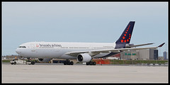 OO-SFV Brussels Airlines Airbus A330-300 (Tom Podolec) Tags:  way this all image may any used rights be without reserved permission prior 2015news46mississaugaontariocanadatorontopearsoninternationalairporttorontopearson
