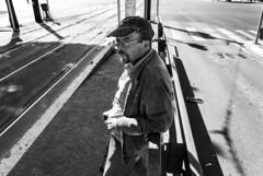 IlGiovediDiDomenico_25 (Naraphotos) Tags: portrait bar hands hand tram oldman mani mano spaghetti autobus ritratto caff reportage domenico sigarette panchina trattoria solitudine rotaie anziano amatriciana stampella gioved tranquilli
