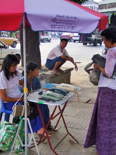 Yangon 2008 - Myanmar 19