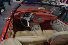1965 Maserati Mistral Spider (pontfire) Tags: auto france cars car spider automobile convertible voiture coche carros carro oldtimer autos oldcars classiccars automobiles coches maserati voitures 1965 sportscars supercars cabriolet automobili mistral antiquecars wagen 2016 italiancars sportive vieillevoiture frua voituredesport rtromobile worldcars automobileancienne maseratimistral pietrofrua automobiledecollection pontfire automobiledexception carsofexception automobiledeprestige rtromobile2016