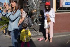 Nameless (Spontaneousnap) Tags: china street city people urban asia candid like lifestyle  spontaneousnap publicareas sonyrx1r