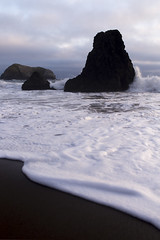 Rodeo Beach (DerickCarss) Tags: ocean california ca beach cove marin headlands rodeo