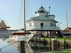 Lighthouse Overnight Adventures at CBMM (Chesapeake Bay Maritime Museum Photos) Tags: family lighthouse youth education programs adventures hooper chesapeake strait lho overnight keeper