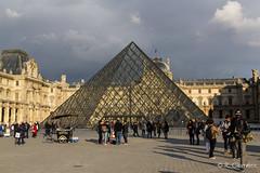 Paris 2016 - Pyramide du Louvre (R. Clment (MrClemfly) Photography) Tags: paris pyramidedulouvre