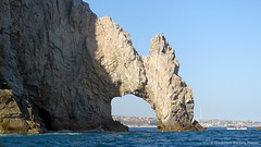 (luciwest) Tags: sea beach water landscape mexico outdoors march cabo arch pacific landsend bajacalifornia cabosanlucas seaofcortez loscabos gulfofcalifornia elarco 2016 goldenarch movingpostcard inanotherminute