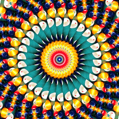 Aramith pool balls kaleidoscope (hz536n/George Thomas) Tags: winter copyright oklahoma pool canon billiards canon5d stillwater nineball cueball 2015 aramith cs5 ef100mmf28lmacroisusm 5d2015copyright