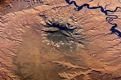 Observing #Earth - ISS Expedition 12 (NASA's Marshall Space Flight Center) Tags: arizona newmexico utah colorado earth space science marshall nasa iss earthday coloradoplateau internationalspacestation navajomountain earthmonth nasamarshall nasasmarshallspaceflightcenter
