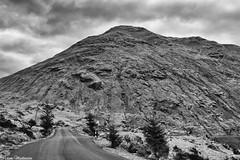 Glen Croe - Beinn Luibhean (AdamMatheson) Tags: blackandwhite bw mountain mountains monochrome canon landscape mono scotland blackwhite nationalpark scenery scottish scene 7d corbett restandbethankful lochlomondnationalpark a83 scottishlandscape argyllbute glencroe canonef24105mmf4lisusm beinnluibhean canon24105l scottishmountain canonef24105f4lisusm canoneos7d canon7d canoneos24105f4lisusm adammatheson adammathesonphotography