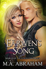 Earwen's Song (CoverReveals) Tags: magic dragons romance fantasy paranormal demons elves fae