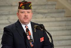 Loyalty Day 11_DSC0906 (padmva) Tags: freedom democracy pennsylvania vet flag pa veteran harrisburg veterans loyalty vfw vets paguard