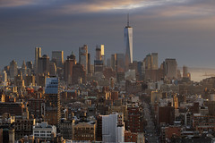 Lower Manhattan Skyline (Tony Shi Photos) Tags:            nowyjork novayork    visipix