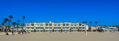 Hermosa Beach, California - 2016-04 (scaturchio) Tags: ocean california usa beach pier us unitedstates wind surfing windsurfing hermosa hermosabeach beachhouse