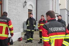 Grundkurs Feuerwehr 2016