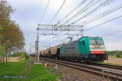E483 005 RTC (equo25) Tags: merci eisenbahn railway zug treno carri bombardier ferrovia locomotiva cereali guterzug tramogge ellok getreidesilowagen