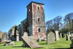 Abandoned  St Andrew's Church, North Berwick, Scotland (robin denton) Tags: building history church graveyard scotland ruin northberwick oldbuilding historicbuildings scotlandsheritage