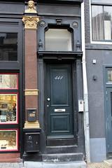 Amsterdam door, Herengracht 441 (Davydutchy) Tags: holland netherlands amsterdam canal capital hauptstadt nederland paysbas niederlande gracht hoofdstad