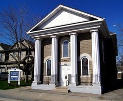 St. Andrew's Presbyterian Church (haunted snowfort) Tags: ontario canada church niagara standrews queenstreet presbyterian christain presbyterianchurch beamsville standrewspresbyterianchurch