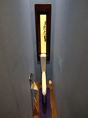 Bei Mutti: Toilette (jusan) Tags: berlin art exhibition erwinwurm berlinischegalerie beimutti