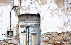 Fachadas añejas (pablojrosadogmz) Tags: wall vintage arquitectura nikon time tiempo 365days 365días nikond3000