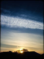 Stanley Clouds. (CWhatPhotos) Tags: pictures county camera sky colors silhouette clouds digital that photo day skies colours foto durham image cloudy photos picture silhouettes olympus images have fotos stanley tough which silhouetted wispy contain tg4 cwhatphotos