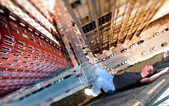 Prise de risques (michel_bocquet) Tags: risque vertige hauteur