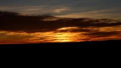 Viaje (Pjaro Post) Tags: viaje patagonia atardecer cielo naranja chaltn elchaltn