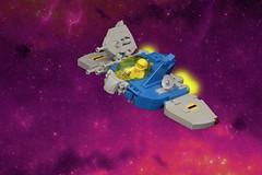 AaroNCS (pasukaru76) Tags: classic lego space aaron ncs starfighter canon100mm aarondayman