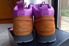 Reebok x Footpatrol Classic Leather Mid 'On the Rocks' ('13). (gooey_wooey) Tags: classic leather logo ltr hiking sneakers trainers kicks fp mid footpatrol reebok 2013