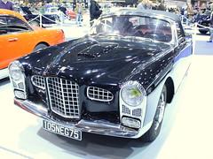 20141109 Rhne Lyon - Epoqu'Auto - Vega FV1 cabriolet -(1955)- (anhndee) Tags: france frankreich lyon rhne classiccars rhonealpes voituresanciennes epoqauto
