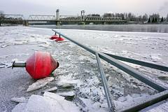 Joensuu - Finland (s.niemelainen) Tags: winter snow ice nature suomi finland river landscape frozen north lumi talvi maisema joensuu luonto j joki karjala pielisjoki carelia pohjois